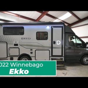 The all-new 2022 Winnebago® EKKO™ | FIRST LOOK