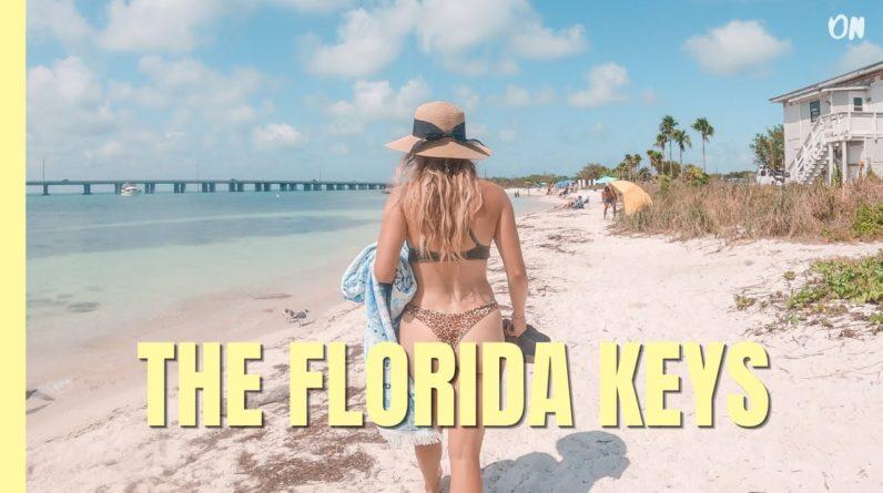 RV Life in THE FLORIDA KEYS Ep. 1 | Jolly Roger RV Resort, Bahia Honda State Park & Sombrero Beach