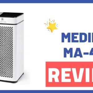 Medify MA-40 Air Purifier Review ⭐️