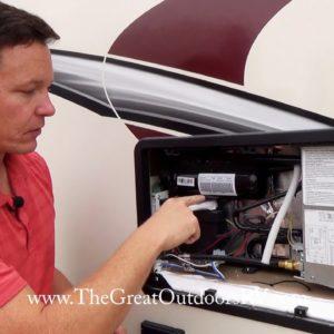 RV Refrigerators: Tips & Troubleshooting