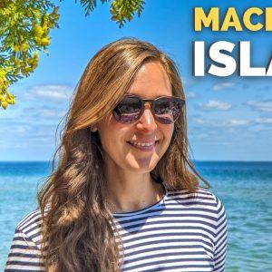 1 Day Exploring Mackinac Island, Michigan's Most Charming Island!