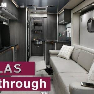 Airstream 2022 Atlas Touring Coach Walkthrough