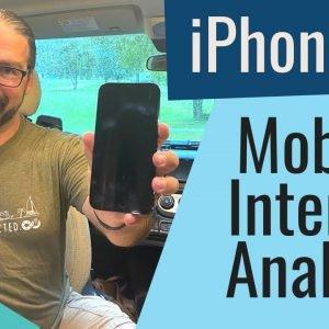 Apple iPhone 13 Mobile Internet Modem Analysis & iPad mini goes 5G!