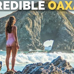 Best Mexico Beaches in Oaxaca! RV Life in Playa Zipolite & Mazunte