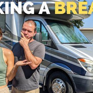 We've Been Keeping a Secret...🤭+ Our BIG Summer Plans! RV life vlog