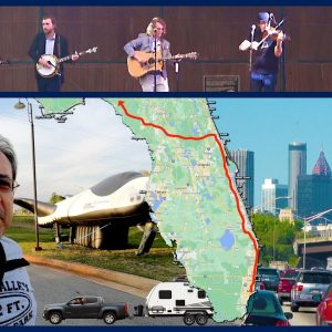 Fun Road Trip from Florida to Georgia - Spring 2021 Episode 3