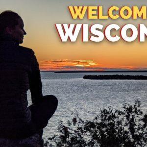Can't Believe THIS is Wisconsin! Door County + 🧀 Wisconsin Cheese Factory Tour