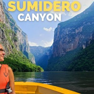 Our Most Frustrating Tour Yet! El Sumidero Canyon Chiapas   RV Mexico