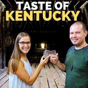 RV Trip to Kentucky! Bardstown Bourbon Trail, Maker's Mark + Cave Exploring!