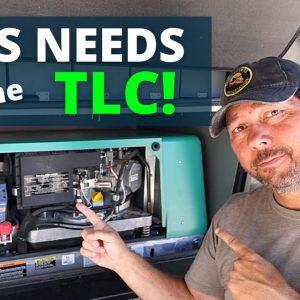 RV Generator Maintenance (Full Time RV Life)