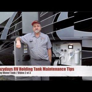 RV Gray Water Tank Maintenance Tips - Video 2 of 3 | Lazydays RV Service